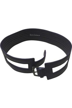 Tara Jarmon Leather Belts