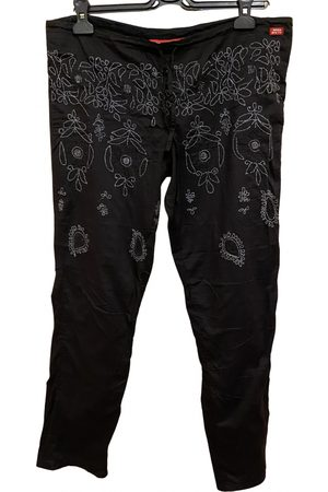 Miss Sixty Cotton Trousers