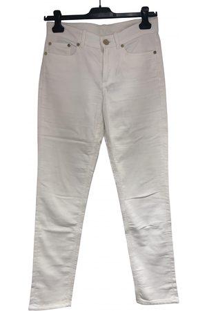 Loro Piana Velvet Trousers