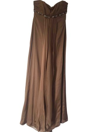 Marchesa Silk Dresses