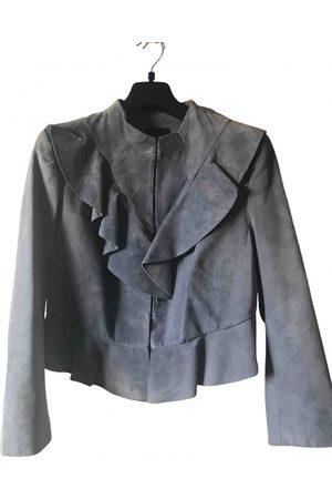 Intermix Leather Jackets
