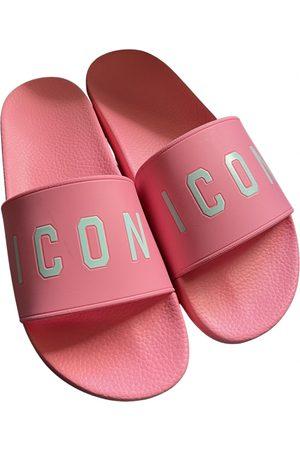 Dsquared2 Rubber Sandals