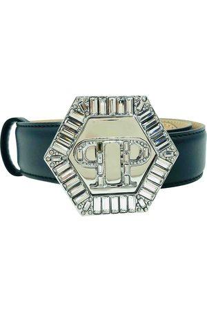 Philipp Plein Leather Belts