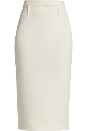 Roland Mouret Arreton Stretch Pencil Skirt - - Size 6