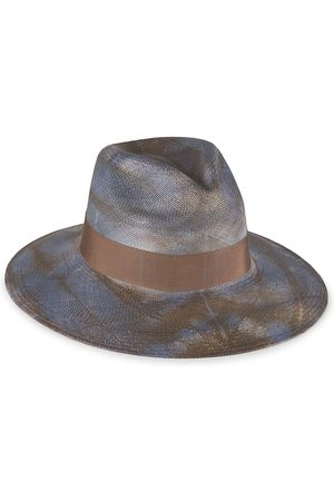 Freya Women's Hydrangea Fedora Hat - - Size Small