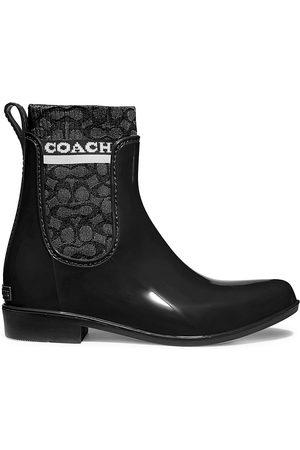Coach Women's Rivington Rain Boots - - Size 9