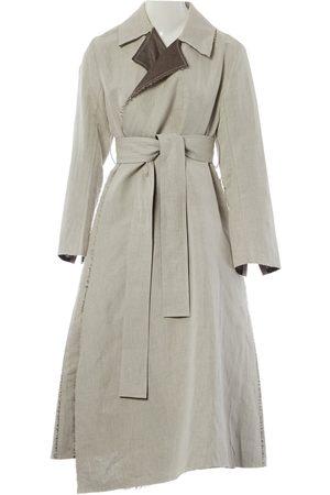 EUDON CHOI Linen Coats