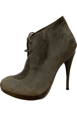 Neil Barrett Women Ankle Boots - Lace up boots