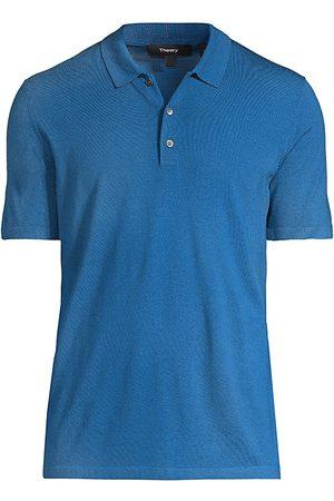 THEORY Wool Polo Shirt