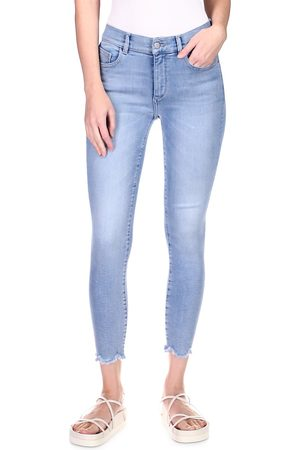 DL 1961 Women's Florence Skinny Jeans - Marina - Size 30
