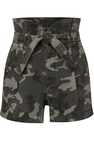 Dl 1961 Women's Camile Belted Shorts - Murphy - Size 30