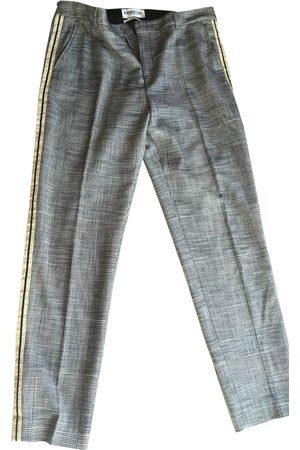 Essentiel Antwerp Wool Trousers