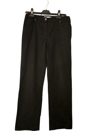 Max Mara Cotton Trousers
