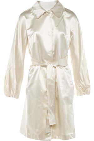 Dolce & Gabbana Silk Coats