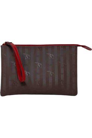 Maison Mollerus Leather Clutch Bags
