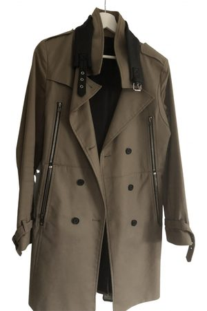 The Kooples Cotton Trench Coats