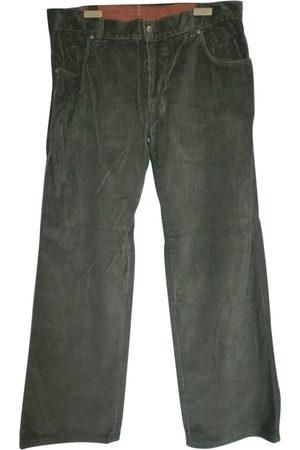 Jean Paul Gaultier Velvet Trousers