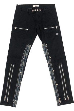 UNDERCOVER Cotton Jeans