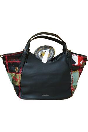 Desigual Cloth clutch bag