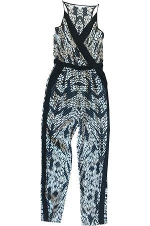 Diane von Furstenberg Silk Jumpsuits
