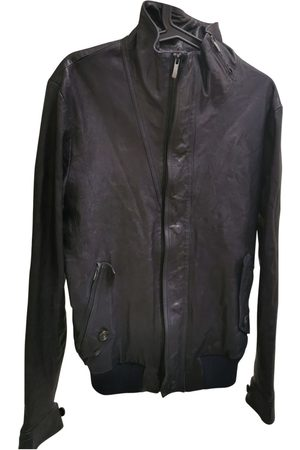 WOOYOUNGMI Leather Jackets