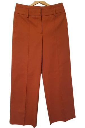 Hermès Cotton Trousers
