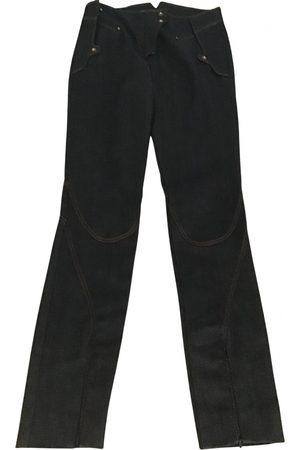 ESTEBAN CORTAZAR Denim - Jeans Trousers