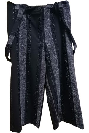 AUTRE MARQUE Polyester Trousers