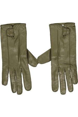 BRIONI Leather Gloves