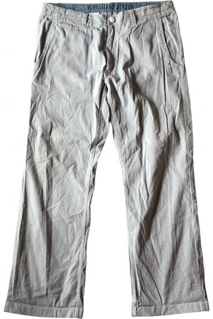Pepe Jeans Cotton Trousers