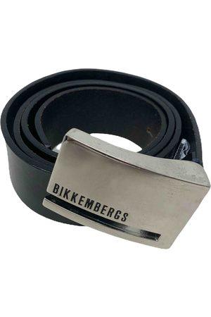 DIRK BIKKEMBERGS Leather Belts