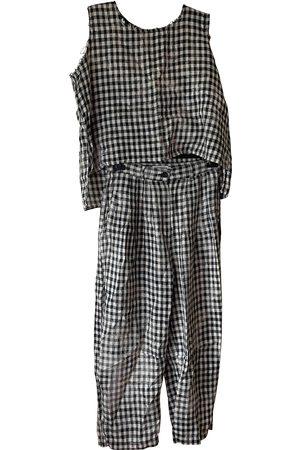 IVAN GRUNDHAL Linen Trousers