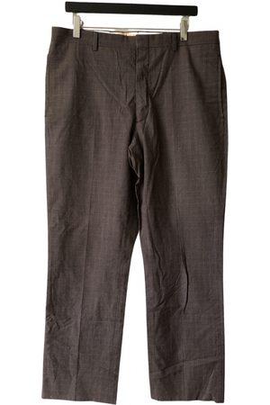 Miu Miu Cotton Trousers