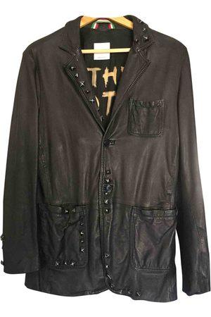 Moschino Leather vest