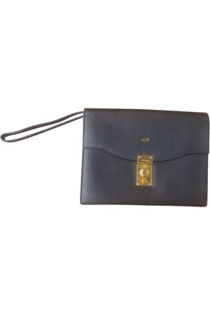 S.T. Dupont Leather Bags