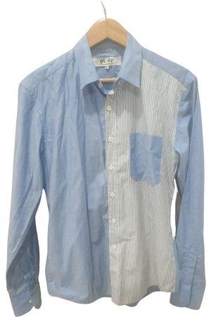 Play Comme Des Garçons Cotton Shirts
