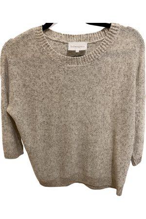 Sud Express Women Sweaters - Linen jumper