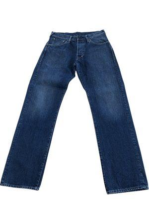Evisu Cotton Jeans