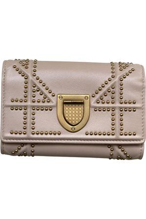 Dior Women Wallets - Ama leather wallet