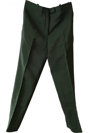 Nina Ricci Silk Trousers