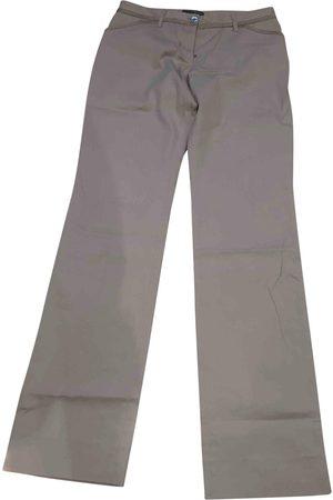 Dolce & Gabbana Cotton Trousers