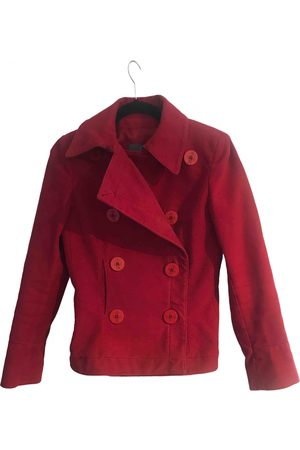 Alexander McQueen Cotton Jackets