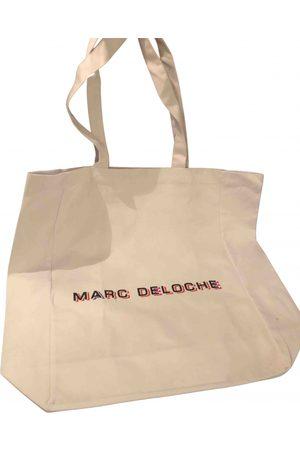 MARC DELOCHE Cotton Handbags