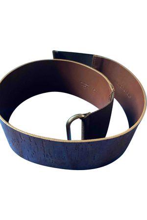 Viktor & Rolf Leather Belts