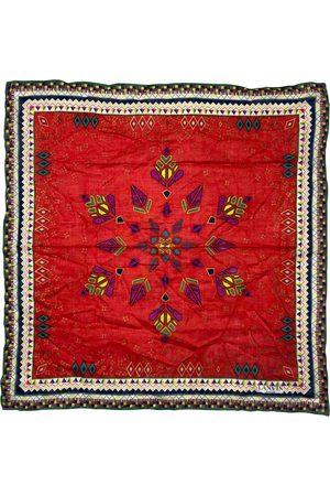 Lanvin Cotton Scarves & Pocket Squares