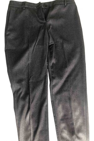 SEMICOUTURE Wool Trousers