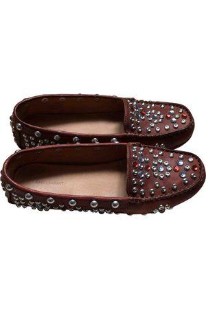 Isabel Marant Leather Flats