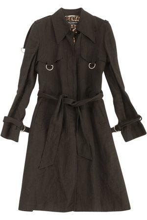 Dolce & Gabbana Linen Trench Coats