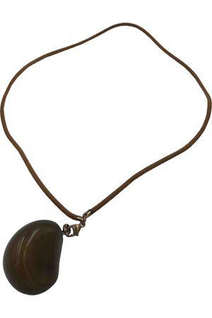 Hermès Women Necklaces - Leather necklace
