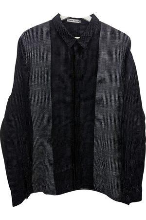 HENRIK VIBSKOV Linen Shirts